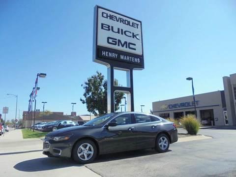 2017 Chevrolet Malibu for sale in Leavenworth, KS