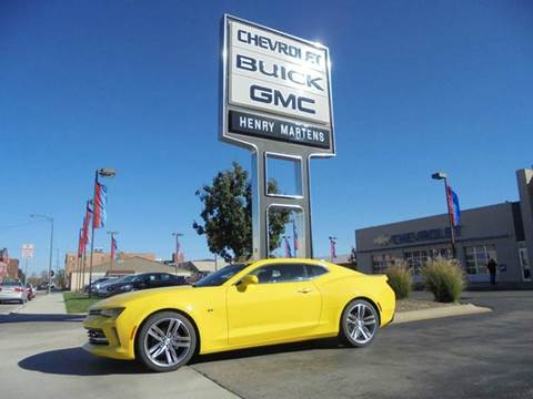 2017 Chevrolet Camaro for sale in Leavenworth, KS