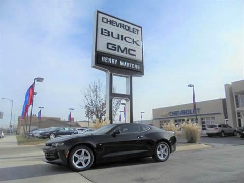 2017 Chevrolet Camaro for sale in Leavenworth KS