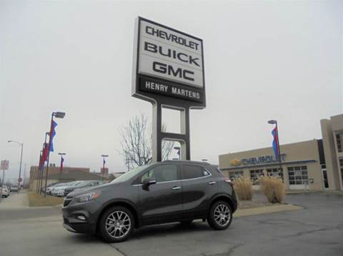 2017 Buick Encore for sale in Leavenworth KS
