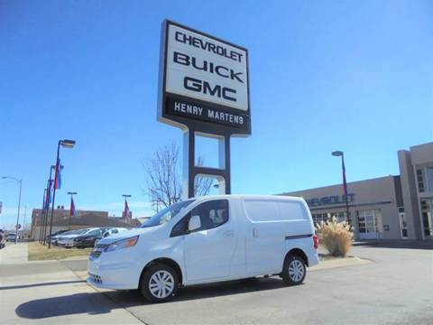 2017 Chevrolet City Express Cargo for sale in Leavenworth KS