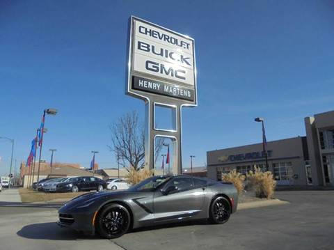 2017 Chevrolet Corvette for sale in Leavenworth KS