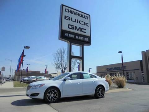 2017 Buick Regal for sale in Leavenworth KS