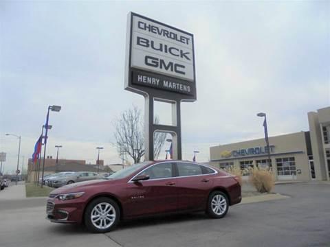 2017 Chevrolet Malibu for sale in Leavenworth KS