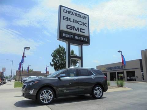 2018 Chevrolet Equinox for sale in Leavenworth, KS