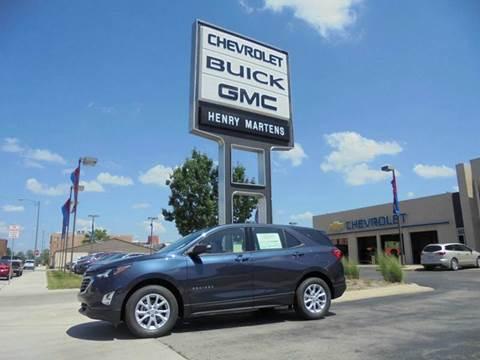 2018 Chevrolet Equinox for sale in Leavenworth KS