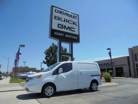2017 Chevrolet City Express Cargo for sale in Leavenworth KS