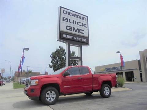 2018 GMC Canyon for sale in Leavenworth, KS