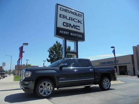 2018 GMC Sierra 1500 for sale in Leavenworth KS