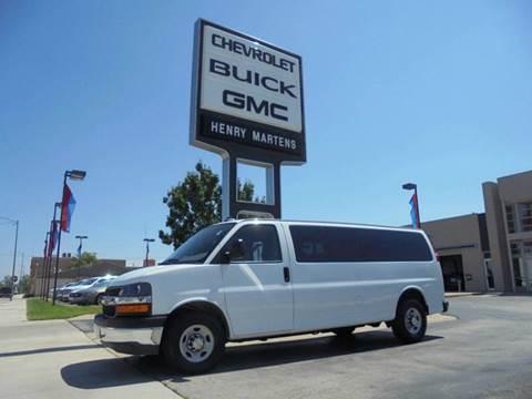2017 Chevrolet Express Passenger for sale in Leavenworth KS