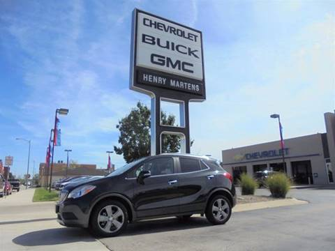 2014 Buick Encore for sale in Leavenworth KS