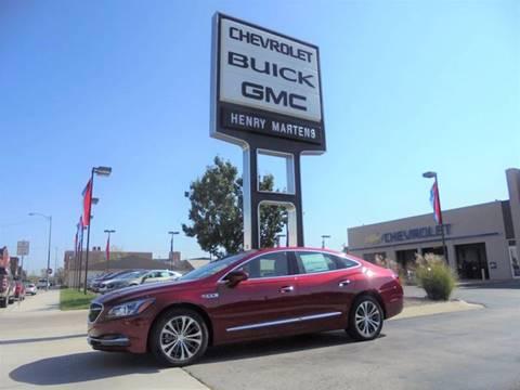 2018 Buick LaCrosse for sale in Leavenworth, KS