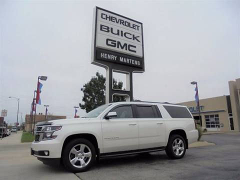 2015 Chevrolet Suburban for sale in Leavenworth KS