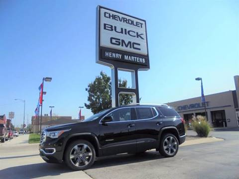 2018 GMC Acadia for sale in Leavenworth KS