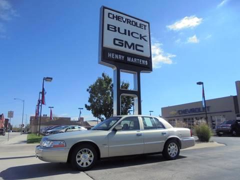 2005 Mercury Grand Marquis for sale in Leavenworth KS