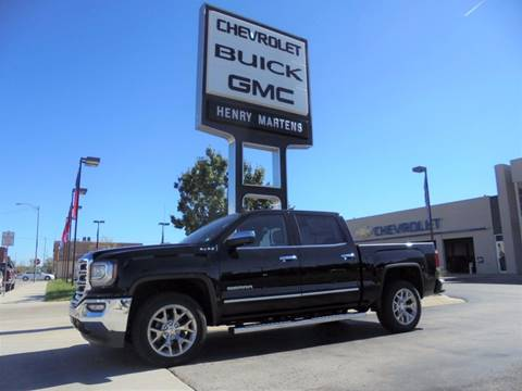 2018 GMC Sierra 1500 for sale in Leavenworth, KS