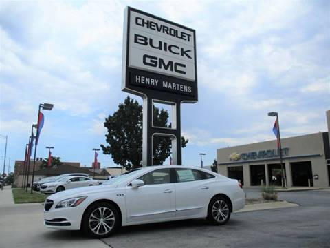 2019 Buick LaCrosse for sale in Leavenworth, KS