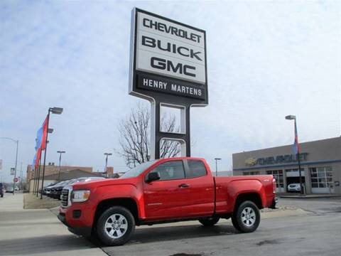 2019 GMC Canyon for sale in Leavenworth, KS