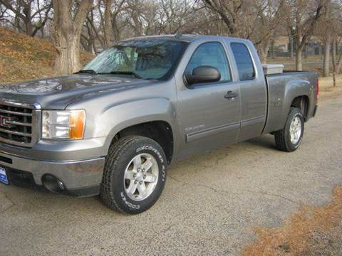 2012 GMC Sierra 1500 for sale at Matteson Motors Inc in Phillipsburg KS