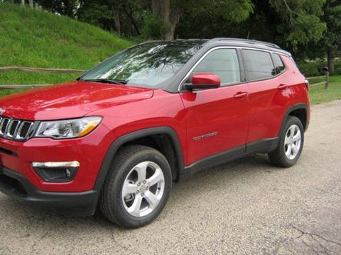 2018 Jeep Compass for sale at Matteson Motors Inc in Phillipsburg KS