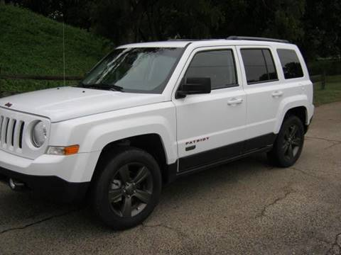 2016 Jeep Patriot for sale at Matteson Motors Inc in Phillipsburg KS
