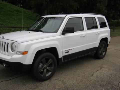 2016 Jeep Patriot for sale at Matteson Motors Inc in Phillipsburg KS