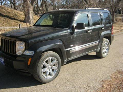2012 Jeep Liberty for sale in Phillipsburg, KS