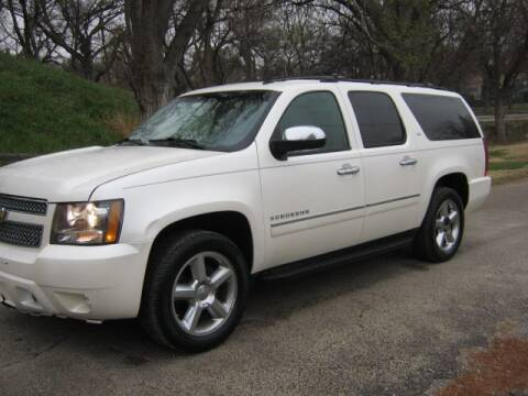 2011 Chevrolet Suburban for sale at Matteson Motors Inc in Phillipsburg KS
