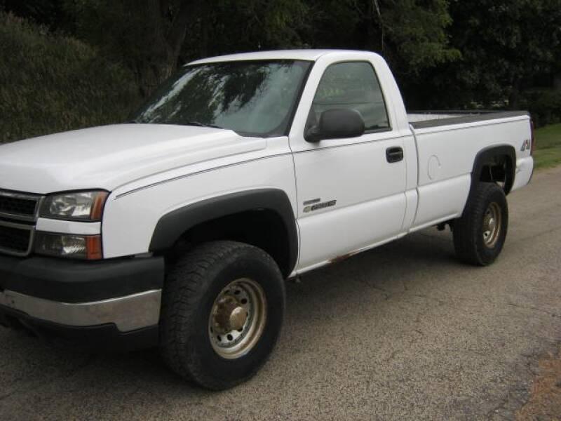 2006 Chevrolet Silverado 2500HD for sale at Matteson Motors Inc in Phillipsburg KS