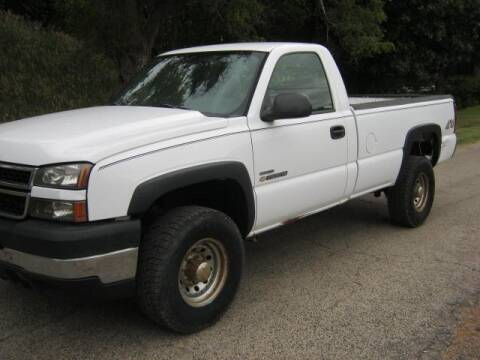 2006 Chevrolet Silverado 2500HD for sale at Matteson Motors Inc in Phillipsburg KS