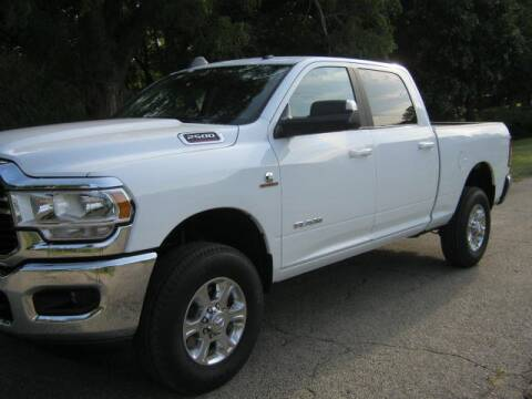 2020 RAM Ram Pickup 2500 for sale at Matteson Motors Inc in Phillipsburg KS