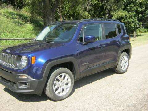 2017 Jeep Renegade for sale at Matteson Motors Inc in Phillipsburg KS
