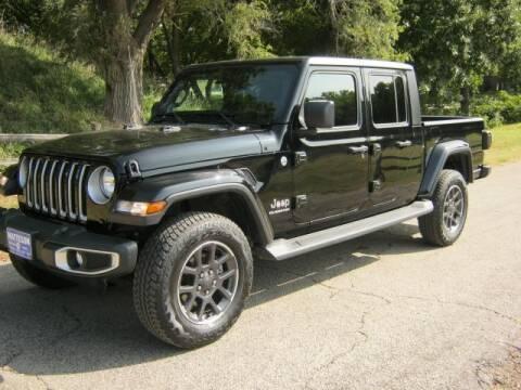 2020 Jeep Gladiator for sale at Matteson Motors Inc in Phillipsburg KS