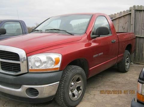 2006 Dodge Ram Pickup 1500 for sale in Meriden, KS