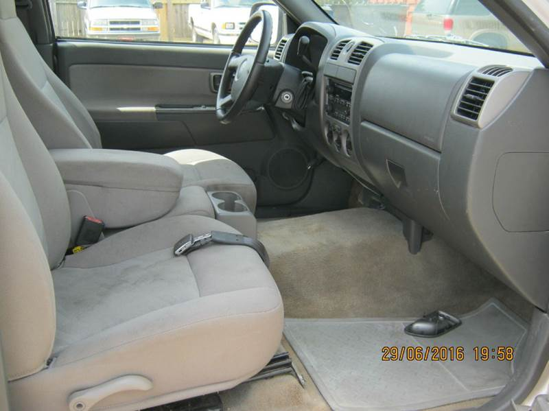 2005 Chevrolet Colorado 4dr Extended Cab Z71 LS Rwd SB - Meriden KS