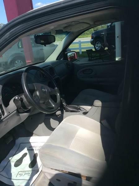 2009 Chevrolet TrailBlazer 4x4 LT1 4dr SUV - Meriden KS