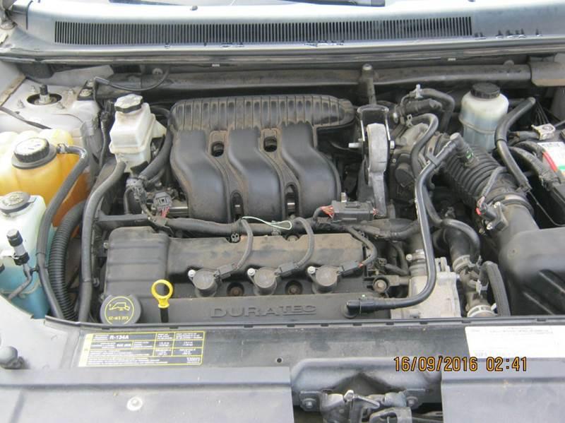 2006 Ford Freestyle AWD SE 4dr Wagon - Meriden KS