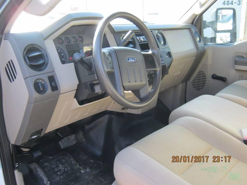 2008 Ford F-250 Super Duty XL 4dr SuperCab 4WD LB - Meriden KS