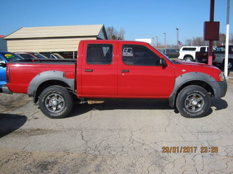 2003 nissan frontier 4dr crew cab xe v6 rwd sb in meriden. Black Bedroom Furniture Sets. Home Design Ideas