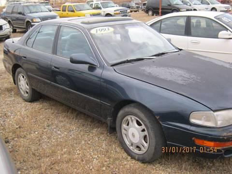 1993 Toyota Camry for sale in Meriden, KS