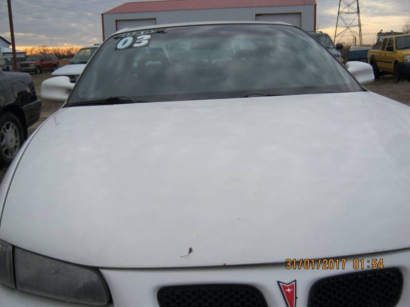 2003 Pontiac Grand Prix SE 4dr Sedan - Meriden KS
