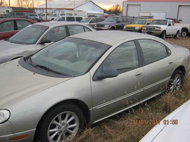 1999 Chrysler LHS 4dr Sedan - Meriden KS