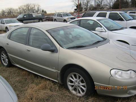 1999 Chrysler LHS for sale in Meriden, KS