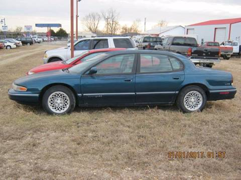 1995 Chrysler LHS for sale in Meriden, KS