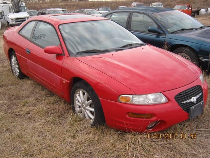 1999 Chrysler Sebring LXi 2dr Coupe - Meriden KS