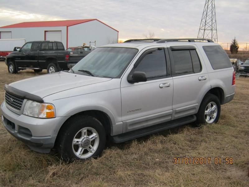 2002 Ford Explorer 4dr XLT 4WD SUV - Meriden KS