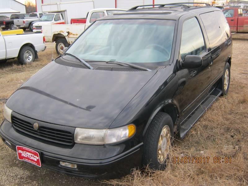 1998 Mercury Villager 3dr LS Mini-Van - Meriden KS