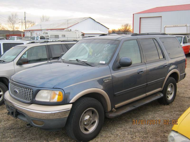 1999 Ford Expedition 4dr Eddie Bauer 4WD SUV - Meriden KS