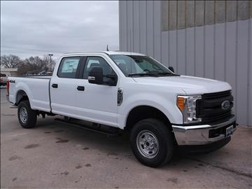 2017 Ford F-250 Super Duty for sale in Chanute, KS