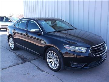 2016 Ford Taurus for sale in Chanute, KS